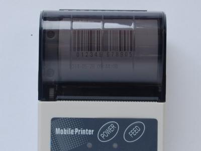 便携式蓝牙打印机P100