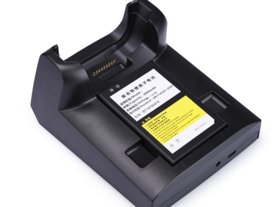 T02停车场手持机专用充电座